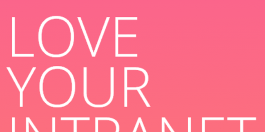 Love your Intranet