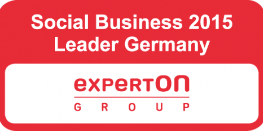 experton Group Social Business Vendor Benchmark 2015