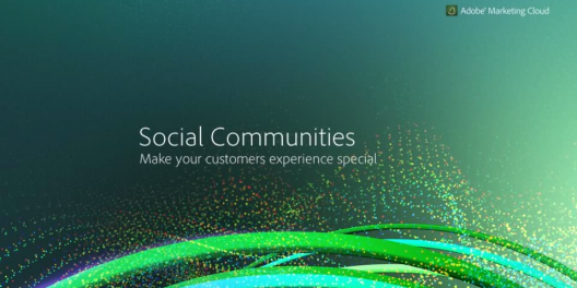 adobe social communities
