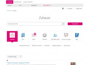 Telekom hilft Community